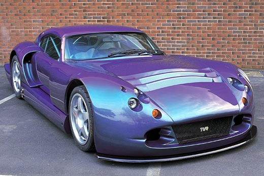 TVR Pic of the day: TVR Cerbera Speed 12 soo gentle without the rear ...