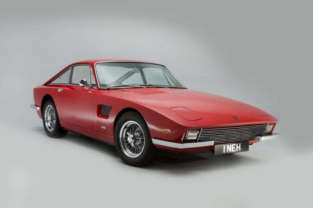 Tvr Trident Files The Complete 4 Four Original Cars Tvr