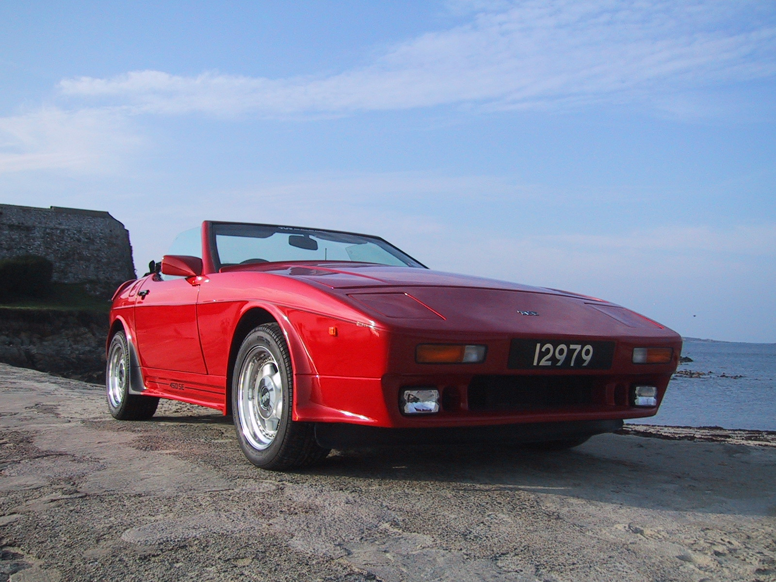 tvr_450_se_for_sale_tvr_unofficial_blog_3-1 Amazing Tvr Griffith Left Hand Drive Cars Trend