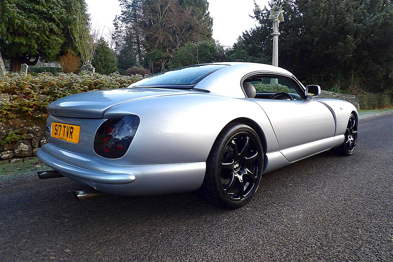 Tvr Find Of The Day The Wheeler Dealers Cerbera 4 2 Mk1