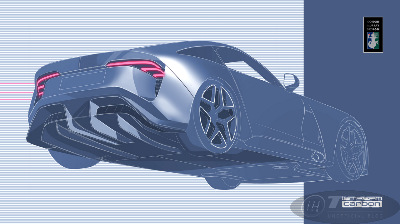 new tvr griffith the gordon murray design s istream chassis video tvr unofficial blog. Black Bedroom Furniture Sets. Home Design Ideas